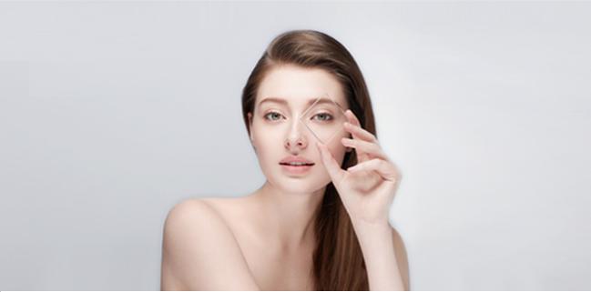 Behandlungsverlauf an die Augen von reinem Knochenkollagen von Das Kollagen